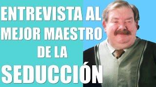 Audiolibro - Entrevista al MEJOR SEDUCTOR DEL MUNDO