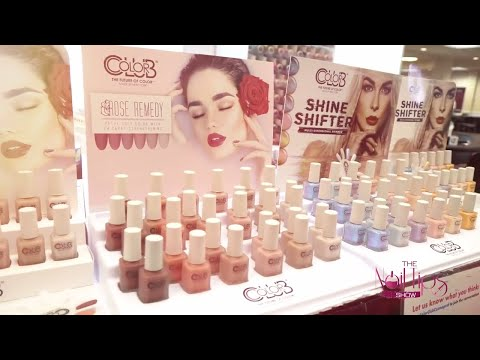 Mood Changing Color with SEREN-DIPITY by COLOR CLUB