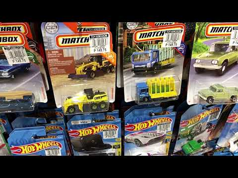 Hot Wheels, Majorette And Matchbox Peg Hunting At Toys R Us And Toy Kingdom