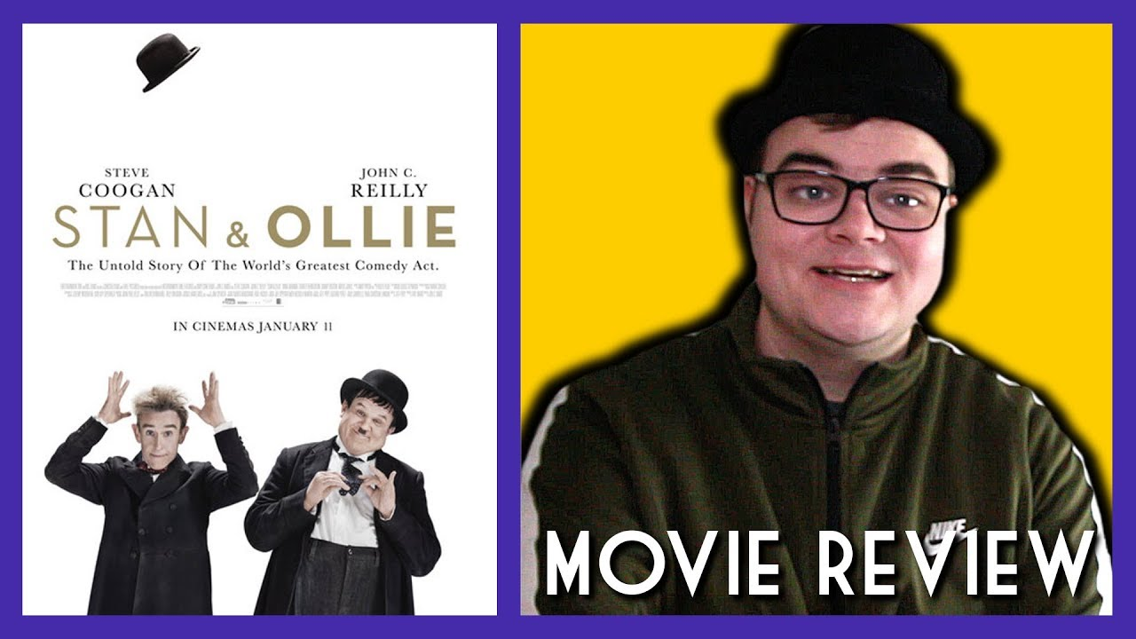 Stan & Ollie - Movie Review