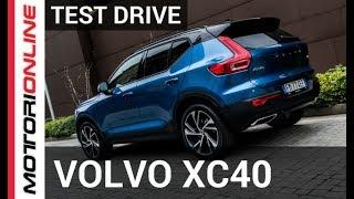 Volvo XC40 | Anteprima Test Drive