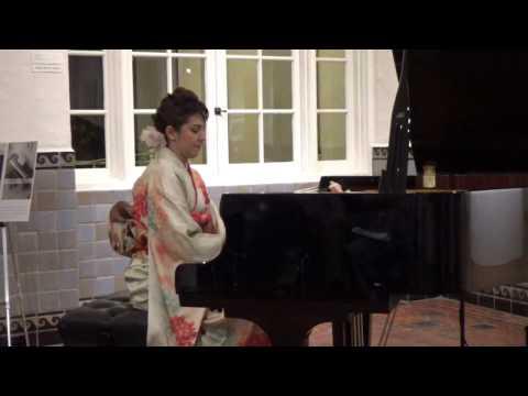 Saint-Saëns/L.Godowsky  - The Swan - Julia Akatsu Stoyanov