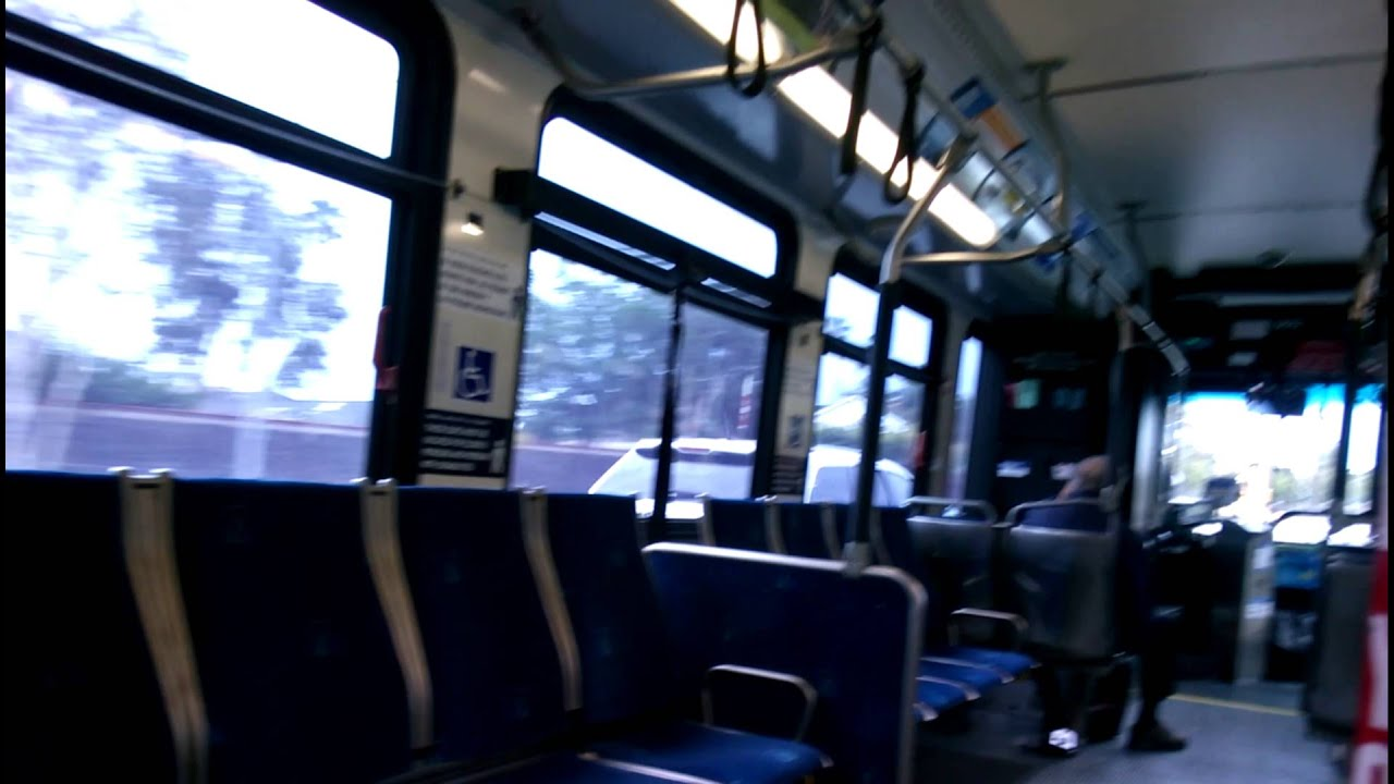 OCTA Orange County Transit Authority 2008 New Flyer C40LFR #7612 ...