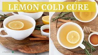 Meyer Lemon Cold Cure | Hot Healthy Beverage | Limoneira