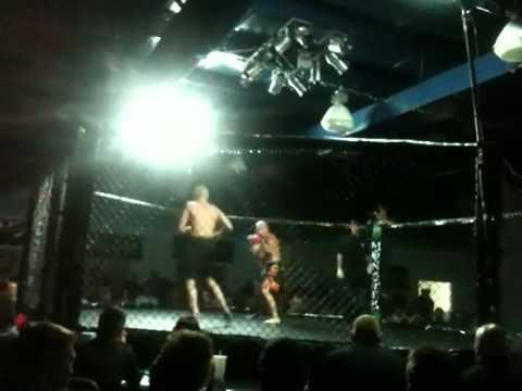 Bart Nelson vs Rod Miles - Cage Championship