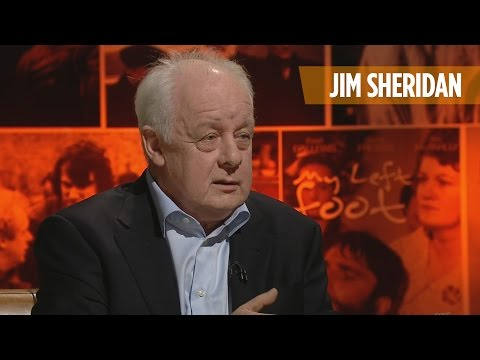 Jim Sheridan talks about My Left Foot  The Late Late   RTÉ One