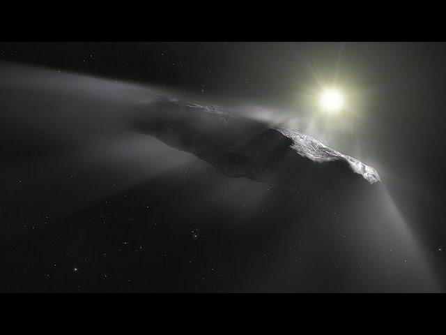 ESOcast 167: VLT sees  `Oumuamua getting a boost