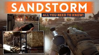 ➤ INSURGENCY SANDSTORM! - Everything You Need To Know (Closed Alpha Gameplay)