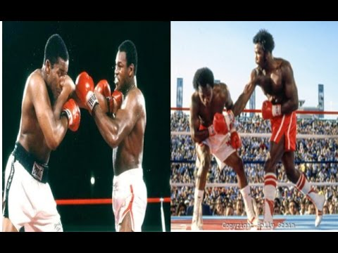 When National boxing titles and World titles really meant something