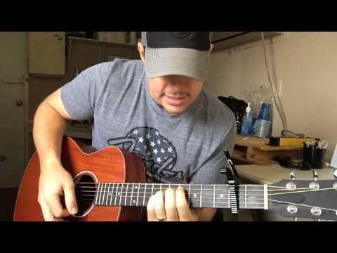 """Let Me See Ya Girl"" - Cole Swindell (Beginner Guitar Lesson)"