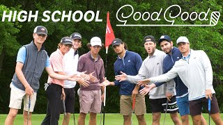 4 High School Golfers Challenged Us To A Match...