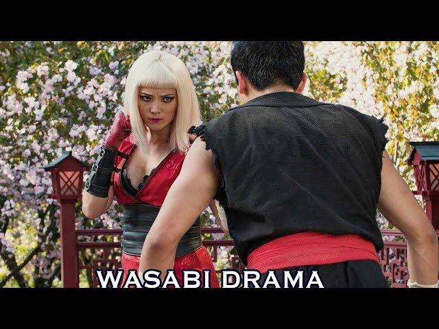 【哇薩比抓馬】當我變成了女生,先讓兄弟爽一下,黑鏡新季實力演繹網絡腦洞《黑鏡:生死搏擊》Wasabi Drama