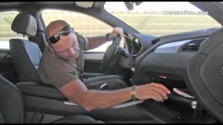 BMW X4 análisis plazas delanteras