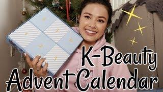 Korean Beauty Advent Calendar ... yes, I\'m super late.