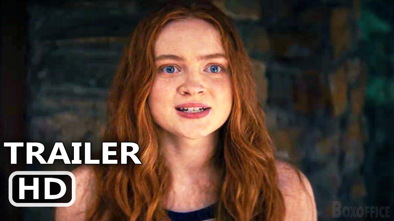 FEAR STREET Official Trailer (2021) Netflix