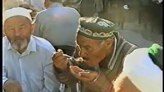 Свадьба по-бухарски. Шавкат и Диана