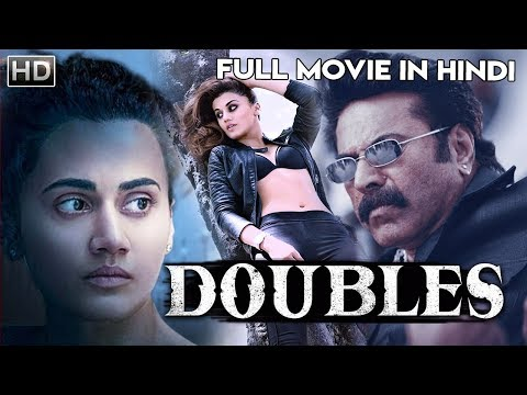 DOUBLES -HD (2020) | New Released Full Hindi Dubbed Movie | South Indian Blockbuster Movie | Taapsee