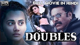 DOUBLES -HD (2020)   New Released Full Hindi Dubbed Movie   South Indian Blockbuster Movie   Taapsee