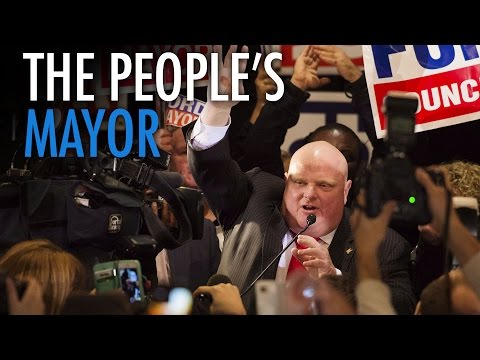 Before Brexit & Trump, there was Rob Ford