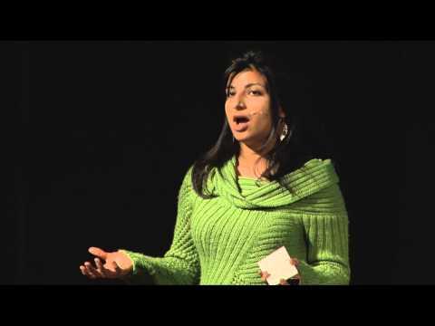 What is activism? Anjali Appadurai at TEDxYouth@Biddeford