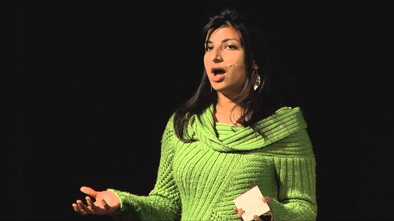 What is activism? Anjali Appadurai at TEDxYouth@Biddeford