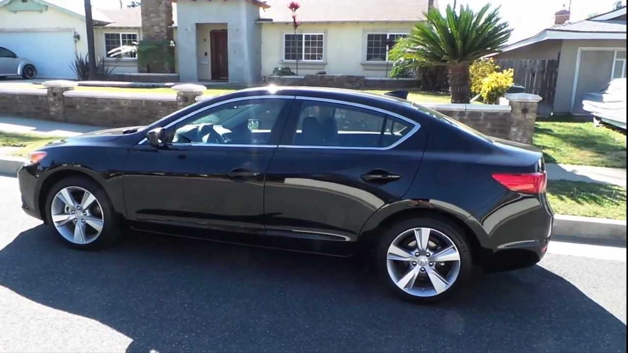 2013 Acura ILX Review - YouTube