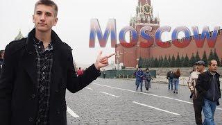 [VLOGE] Поездка в Москву и не только
