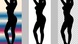 Фотошоп Photoshop онлайн. Делаем прозрачный фон за 1 минуту(Бесплатный настоящий онлайн фотошоп, https://pixlr.com/editor/ в котором можно убрать фон за 1 минуту в фотографии или..., 2016-03-09T18:11:24.000Z)