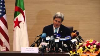 Sec of State John F. Kerry's vist to Algeria - April 02-03, 2014