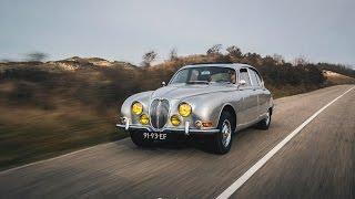 1968 Jaguar S-Type   AutoLeven   Overview & Driving