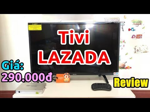 Mở Hộp TIVI LED 32