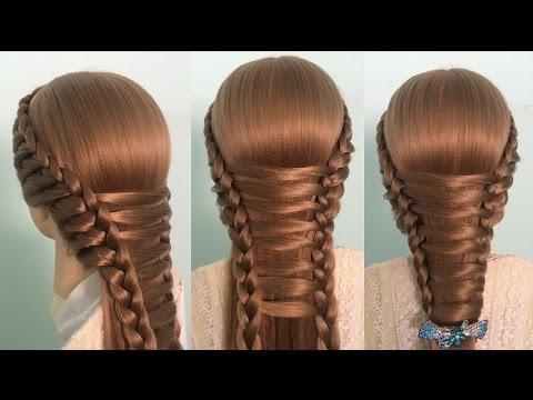AnaTran - tết tóc 2 bên dễ thương đi chơi đi tiệc
