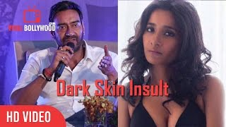 Ajay Devgan Reacts Over Racist Insult On Tannishtha Chatterjee At Comedy Nights Bachao Show