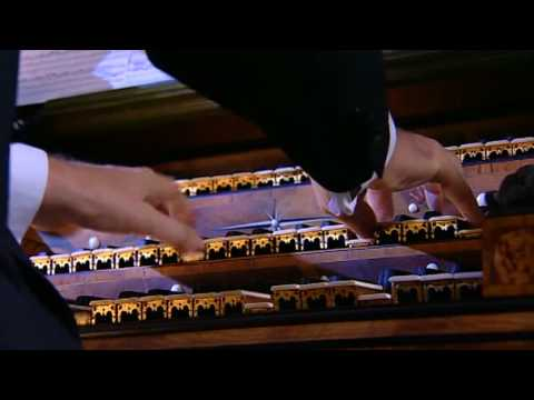 Prelude and Fugue in E Flat Major BWV 552 (Prelude)