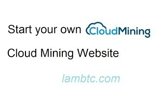 PHP Free Cloud Mining script download