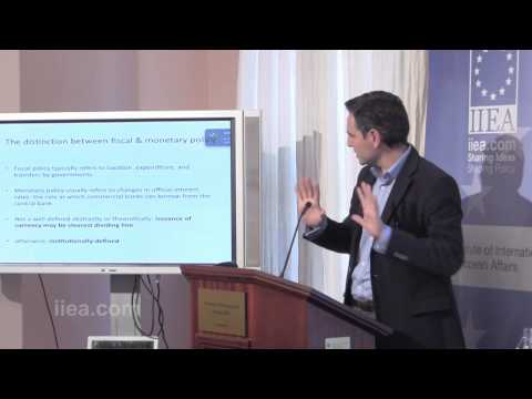 Eric Lonergan - Can QE rescue the Eurozone? - 08 December 20