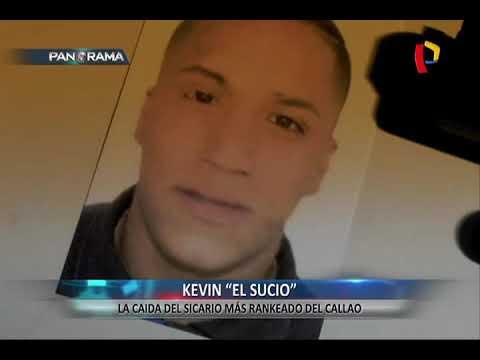 'Kevin El Sucio': Capturan Al Sicario Más Rankeado Del Callao