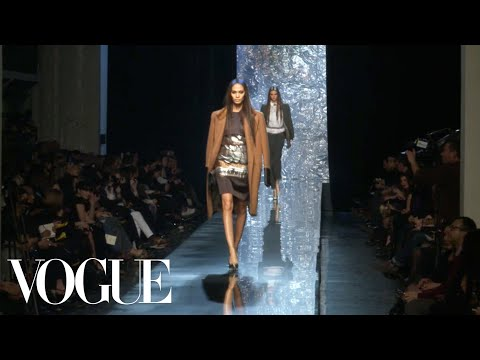 Jean Paul Gaultier Ready to Wear 2012 Vogue Fashion Week Runway Show