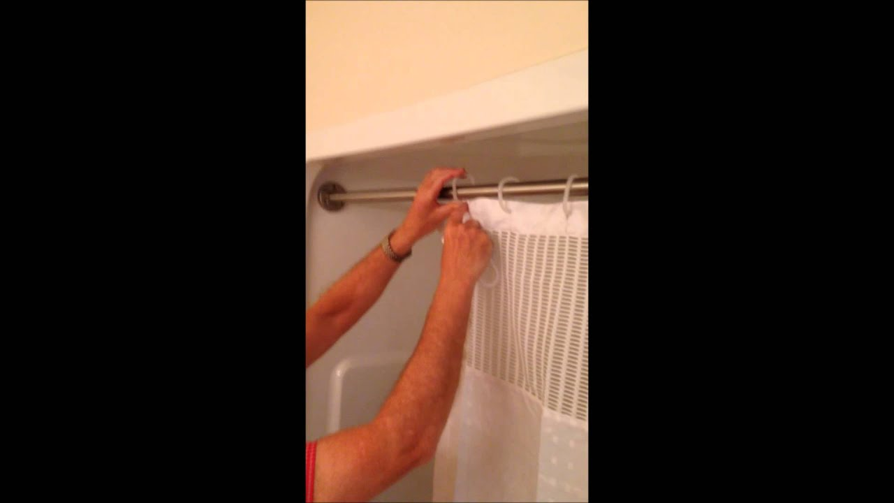 Extra Long Shower Rings - 4 inches and longer - YouTube