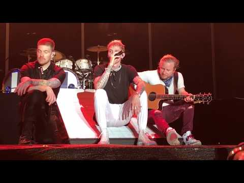 Shinedown - 45 + Simple Man Rock USA 2018 Oshkosh Wisconsin