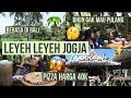 TEMPAT NONGKRONG INSTAGRAMABLE DI JOGJA | LEYEH LEYEH CAFE ✨
