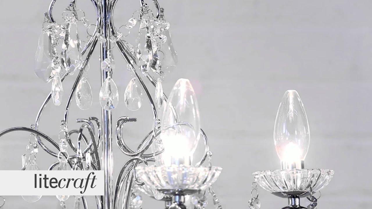 Vara 5 light chrome bathroom chandelier litecraft lighting your vara 5 light chrome bathroom chandelier litecraft lighting your home aloadofball Images