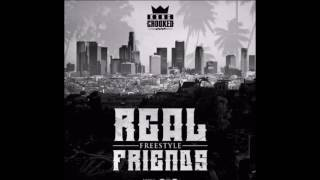 KXNG Crooked - Real Friends (Freestyle) NEW 2017