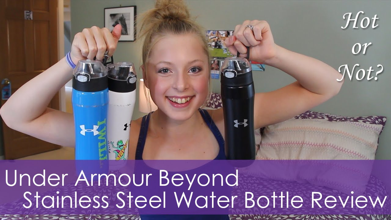 3c90ee01e838 Under Armour Beyond Stainless Steel Water Bottle Review | Hot or Not?