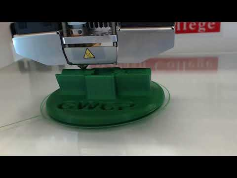 Wabash College 3D Printing and Fabrication Center - GWCP Chemistry Outreach (4/2018)