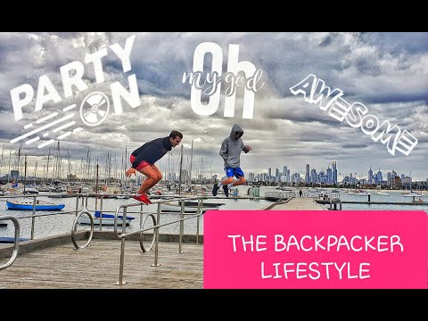 The Backpacker Lifestyle