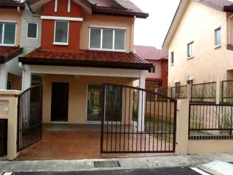 House for sale in kota emerald west garnet terrace house for Watch terrace house