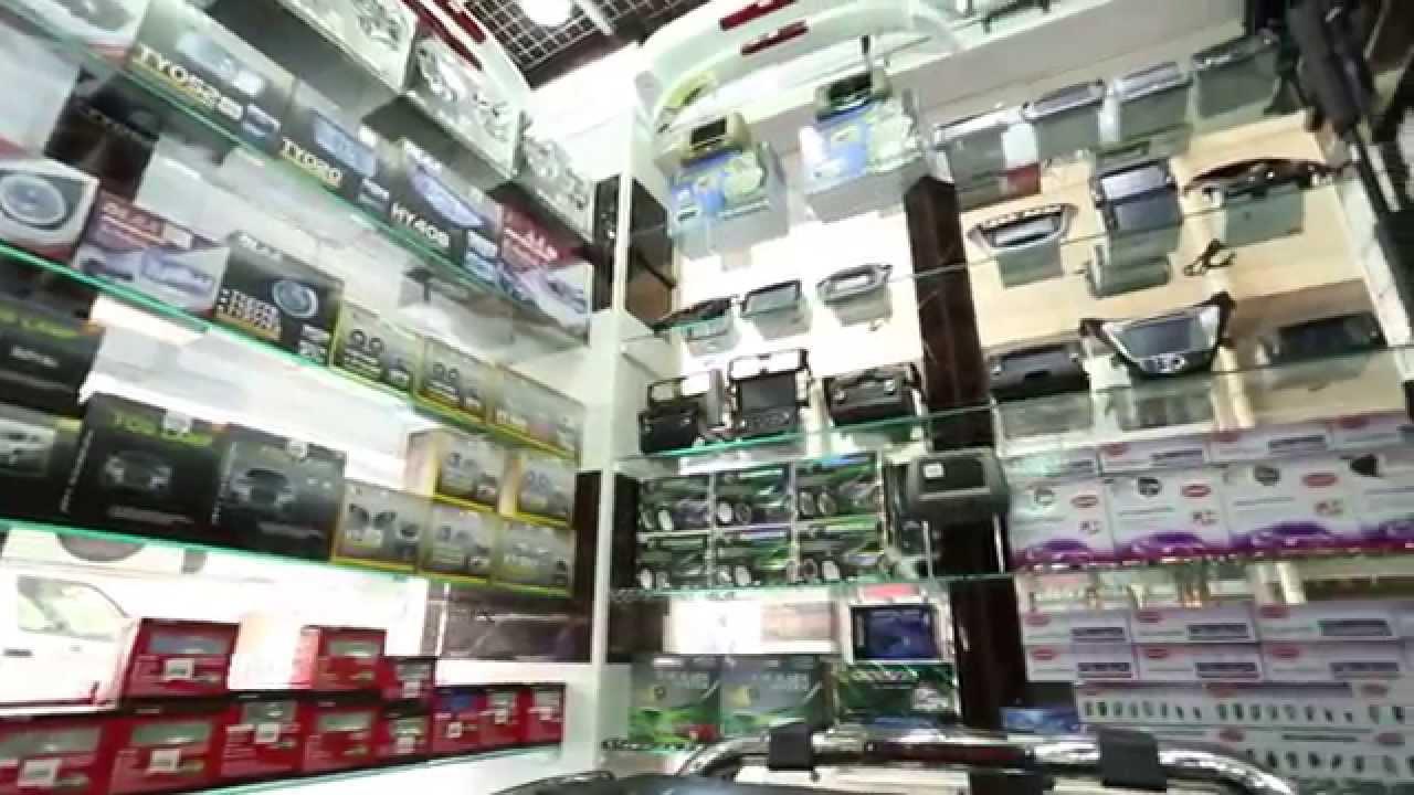 Car Accessories In Dubai