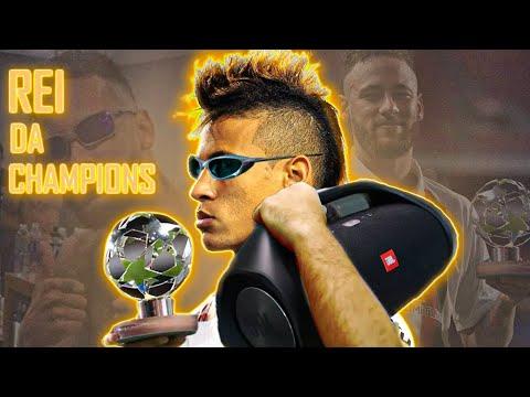 Neymar De Moicano E Julliet é O Rei Da Champions!