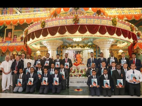 Sathya Sai Youth Leadership Programme Graduation Ceremony -